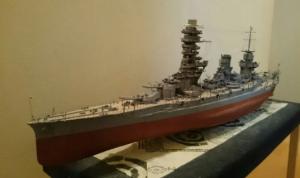 クラフトの戦艦