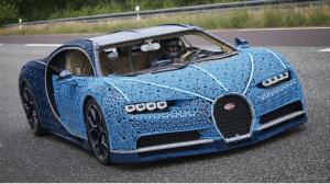 LEGOで作った車