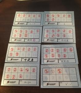 木本ポイントカード