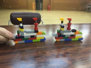 レゴの答え合わせ