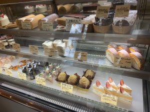 コモン店頭ケーキ