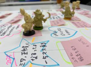 中村チームの人生ゲーム