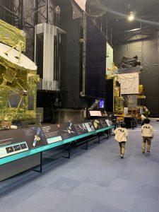 実物大人工衛星